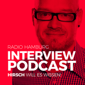 Podcast Hirsch will es wissen - Der Radio Hamburg Interview-Podcast