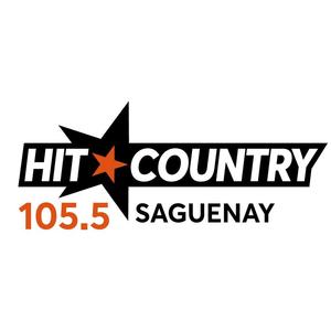 Radio Hit Country 105.5 Saguenay