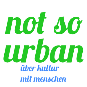 Podcast Not so urban