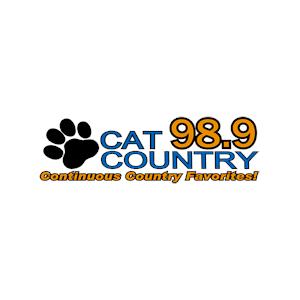 Radio WUUU FM Cat Country 98.9