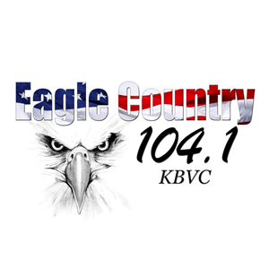 Radio KBVC - The Eagle Country 104.1 FM