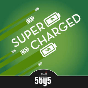 Podcast Supercharged