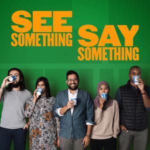 Podcast See Something Say Something