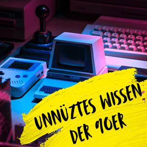 Podcast Unnützes Wissen der 90iger - Der Podcast
