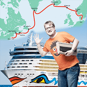 Podcast JOKE FM - Das Comedy Logbuch