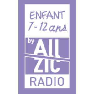 Radio Allzic Enfant 7/12 ans