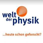 Podcast Welt der Physik - heute schon geforscht?