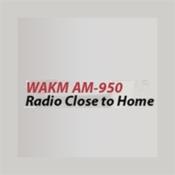 Radio WAKM - Radio Close to Home 950 AM