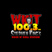 Radio WKIT-FM - Rock of Bangor K 100.3 FM