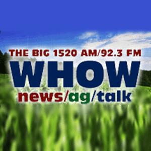 Radio WHOW - The Big 1520 AM