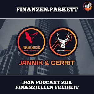 Podcast Finanzen.Parkett - Aktien, Finanzen, Börse, P2P, Passives Einkommen
