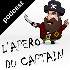 Podcast L'apéro du Captain