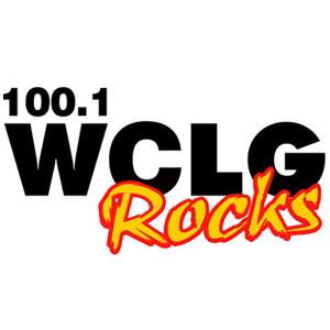 Radio WCLG-FM - The Rock Station 100.1 FM