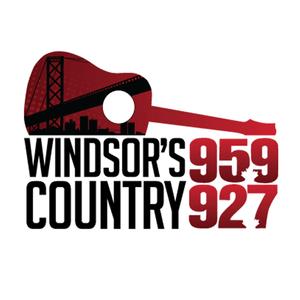 Radio Windsor's Country 95.9/92.7 FM