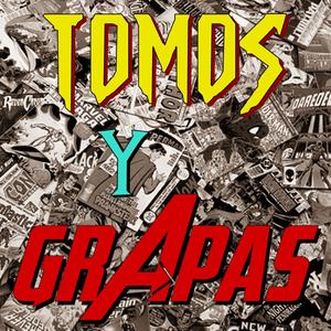 Podcast Tomos y Grapas Cómics