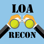 Podcast LOA Recon with the Good Vibe Coach