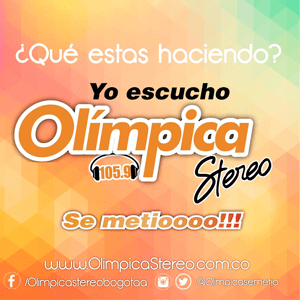 Radio Olímpica Stereo 105.9 Bogotá