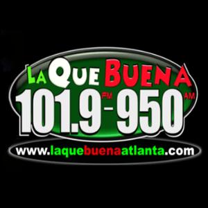 Radio WAZX-FM - La Que Buena 101.9 FM