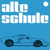 Podcast Alte Schule - Die goldene Ära des Automobils