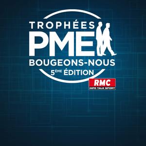 Podcast RMC - Les Trophées PME Bougeons-Nous