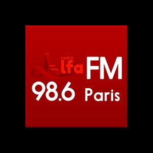 Radio Alfa 98.6 FM Paris