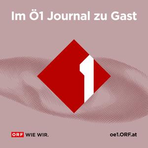 Podcast Im Ö1 Journal zu Gast