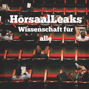 Podcast HörsaalLeaks - Wissenschaft für alle
