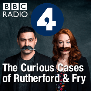 Podcast The Curious Cases of Rutherford & Fry