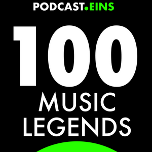 Podcast 100 Music legends