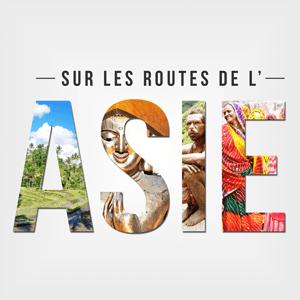 Podcast Sur les routes de l'Asie