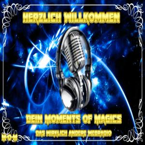 Radio Moments of Magics