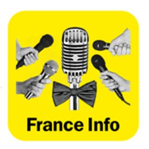 Podcast France Info  -  Info médias