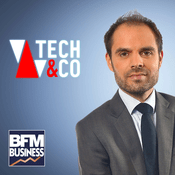 Podcast BFM - Tech&Co