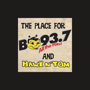 WFBC-FM - B93.7 All The Hits!