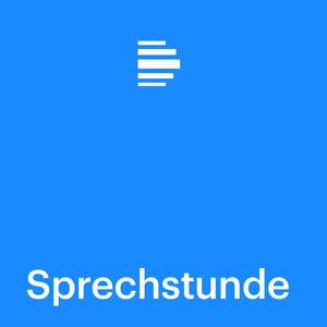 Podcast Sprechstunde - Deutschlandfunk