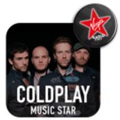 Radio Virgin Radio Italy - MUSIC STAR Coldplay