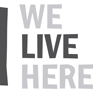 Podcast We Live Here