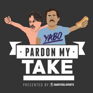 Podcast Pardon My Take