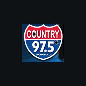 Radio KHCM-FM - 97.5 Country
