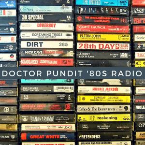 Radio Doctor Pundit '80s Radio