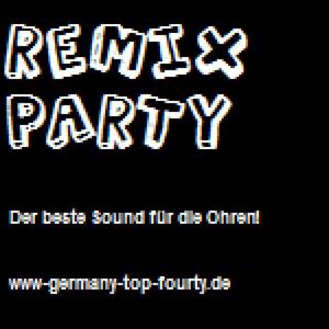 Radio remix-party