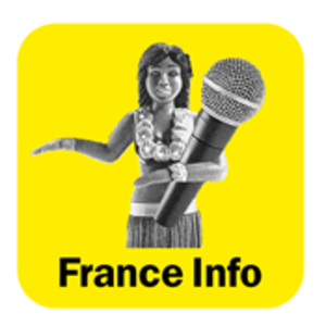 Podcast France Info  -  Le journal des Outremers