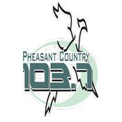 Radio KGIM-FM - Pheasant Country 103.7 FM