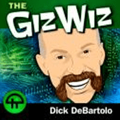 Podcast Daily Giz Wiz with Dick DeBartolo