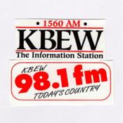 Radio KBEW-FM - 98 Country FM