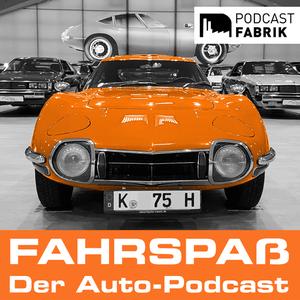 Podcast Fahrspaß - Der Auto-Podcast